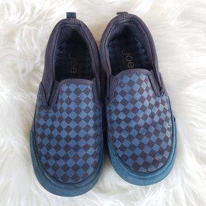 3/20$ Joe Fresh | Blue Slip On Loafers Toddler